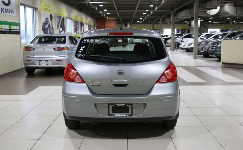 2012 Nissan Versa 1.8 SL A/C GR ELECT MAGS #5