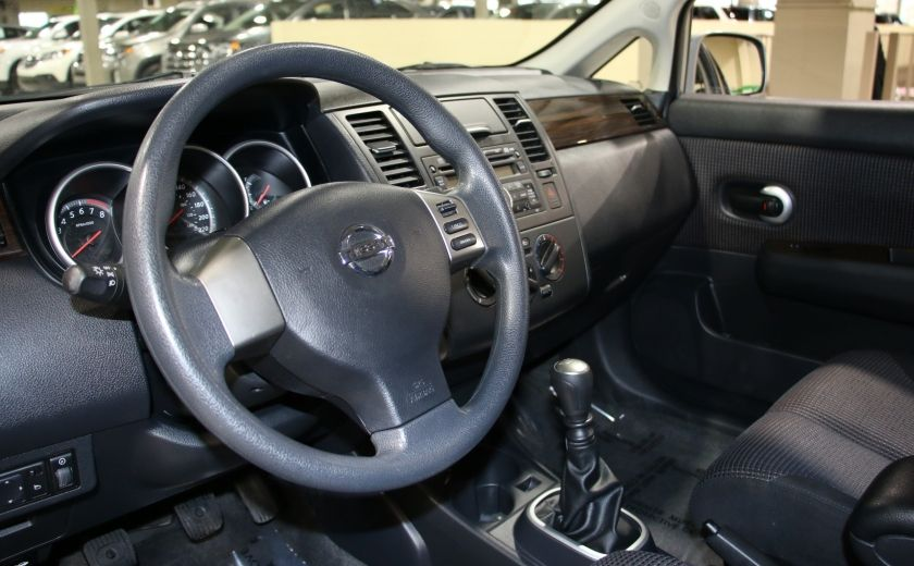 2012 Nissan Versa 1.8 SL A/C GR ELECT MAGS #8