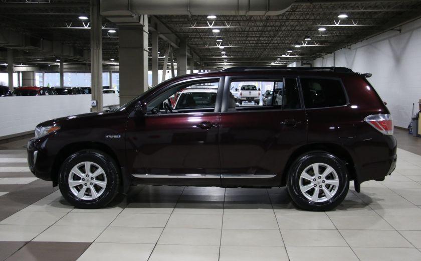 2013 Toyota Highlander 4WD AUTO A/C MAGS BLUETOOTH 7 PASS #3