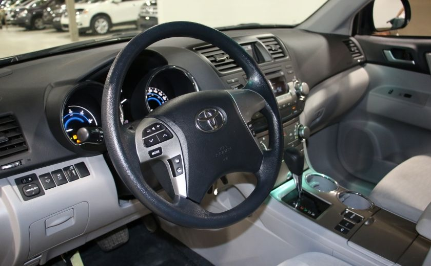 2013 Toyota Highlander 4WD AUTO A/C MAGS BLUETOOTH 7 PASS #8