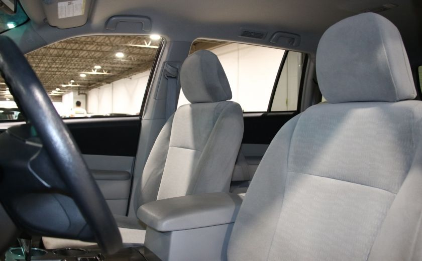 2013 Toyota Highlander 4WD AUTO A/C MAGS BLUETOOTH 7 PASS #9