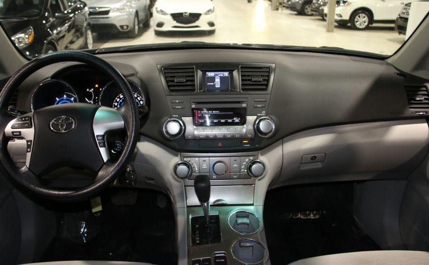 2013 Toyota Highlander 4WD AUTO A/C MAGS BLUETOOTH 7 PASS #12