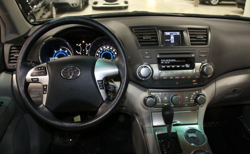 2013 Toyota Highlander 4WD AUTO A/C MAGS BLUETOOTH 7 PASS #13