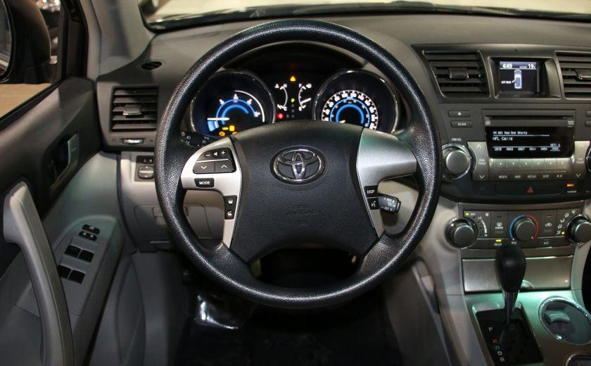 2013 Toyota Highlander 4WD AUTO A/C MAGS BLUETOOTH 7 PASS #14