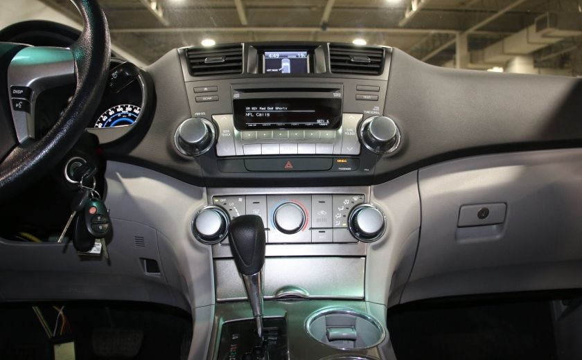2013 Toyota Highlander 4WD AUTO A/C MAGS BLUETOOTH 7 PASS #15