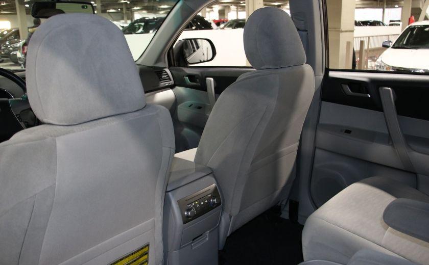 2013 Toyota Highlander 4WD AUTO A/C MAGS BLUETOOTH 7 PASS #18