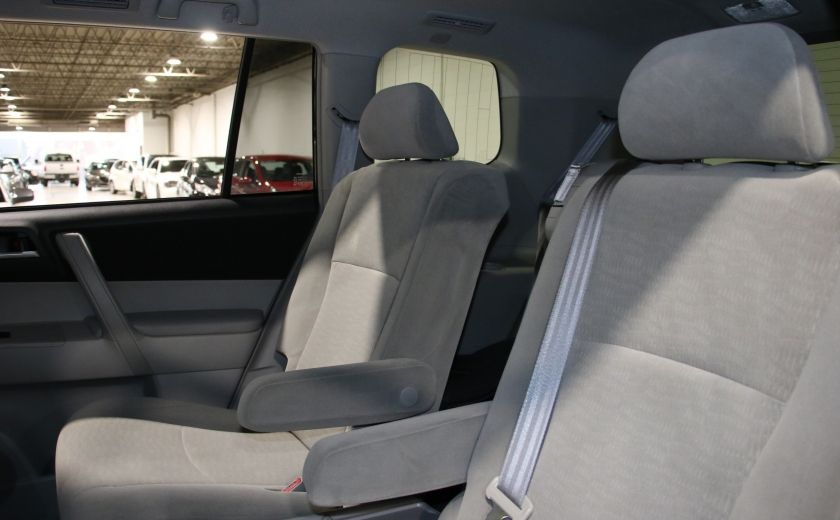 2013 Toyota Highlander 4WD AUTO A/C MAGS BLUETOOTH 7 PASS #19