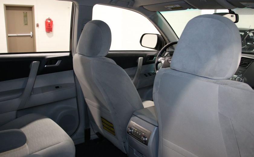 2013 Toyota Highlander 4WD AUTO A/C MAGS BLUETOOTH 7 PASS #20