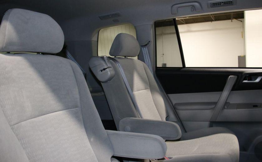 2013 Toyota Highlander 4WD AUTO A/C MAGS BLUETOOTH 7 PASS #21