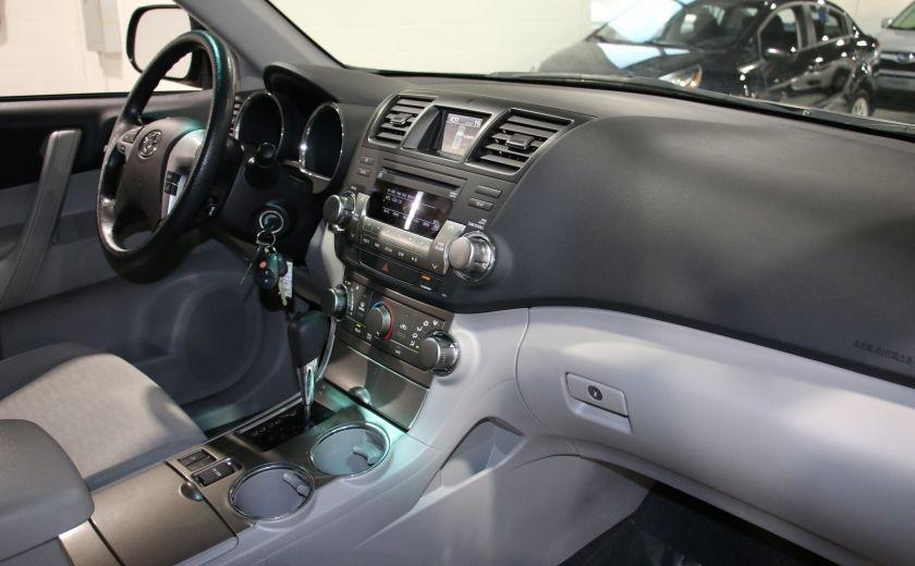 2013 Toyota Highlander 4WD AUTO A/C MAGS BLUETOOTH 7 PASS #22