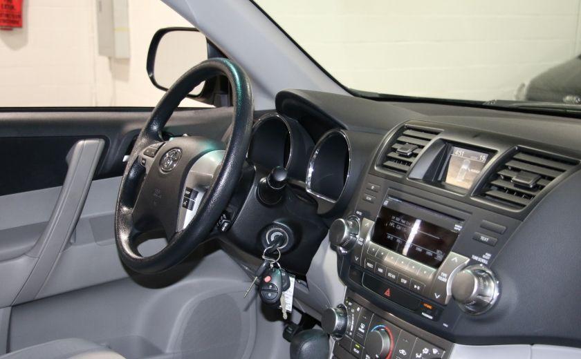 2013 Toyota Highlander 4WD AUTO A/C MAGS BLUETOOTH 7 PASS #23