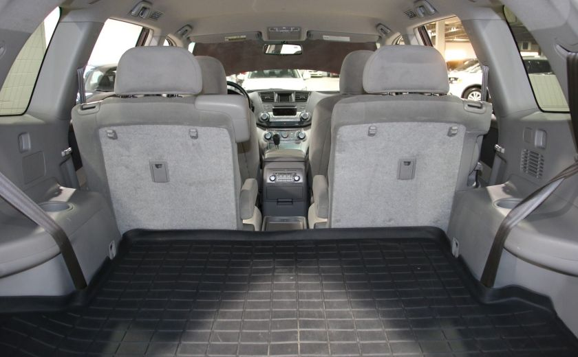 2013 Toyota Highlander 4WD AUTO A/C MAGS BLUETOOTH 7 PASS #28