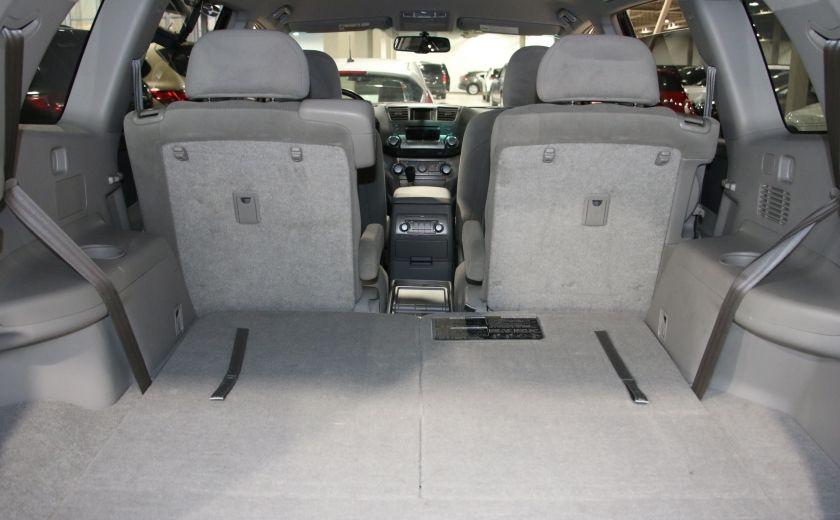 2013 Toyota Highlander 4WD AUTO A/C MAGS BLUETOOTH 7 PASS #33