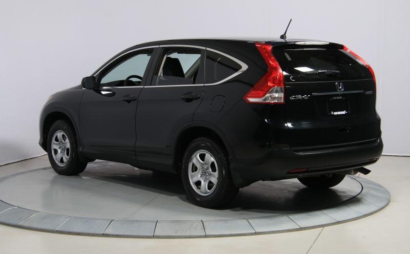 2014 Honda CRV LX A/C GR ELECT BLUETOOTH CAM.RECUL #4