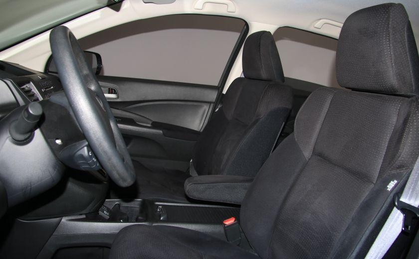 2014 Honda CRV LX A/C GR ELECT BLUETOOTH CAM.RECUL #9