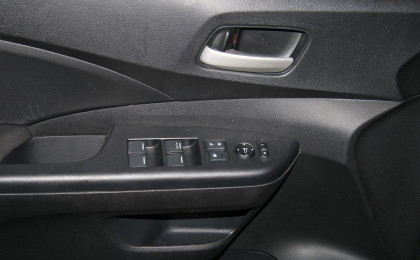 2014 Honda CRV LX A/C GR ELECT BLUETOOTH CAM.RECUL #10