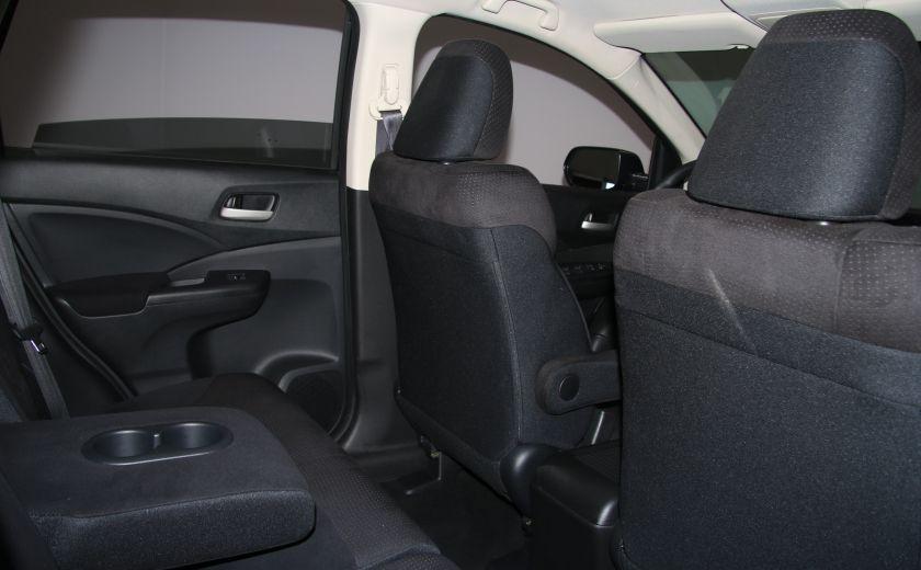 2014 Honda CRV LX A/C GR ELECT BLUETOOTH CAM.RECUL #20