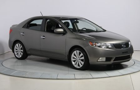 2012 Kia Forte SX AUTO A/C CUIR TOIT MAGS BLUETOOTH in Brossard