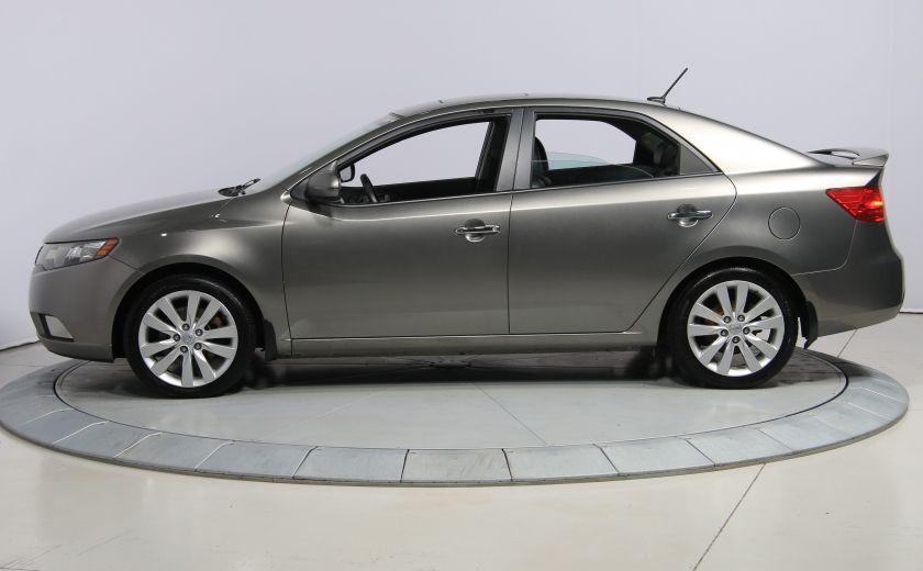 2012 Kia Forte SX AUTO A/C CUIR TOIT MAGS BLUETOOTH #3