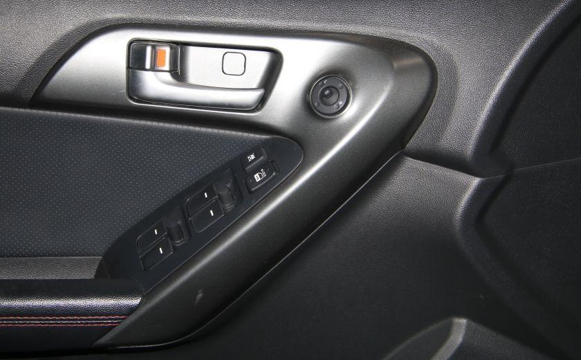 2012 Kia Forte SX AUTO A/C CUIR TOIT MAGS BLUETOOTH #10