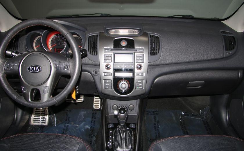 2012 Kia Forte SX AUTO A/C CUIR TOIT MAGS BLUETOOTH #12