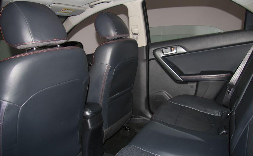 2012 Kia Forte SX AUTO A/C CUIR TOIT MAGS BLUETOOTH #17