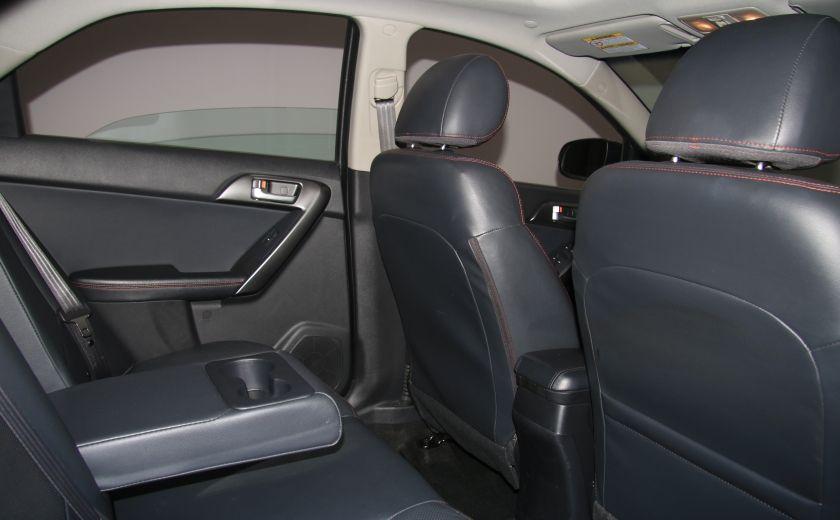 2012 Kia Forte SX AUTO A/C CUIR TOIT MAGS BLUETOOTH #19