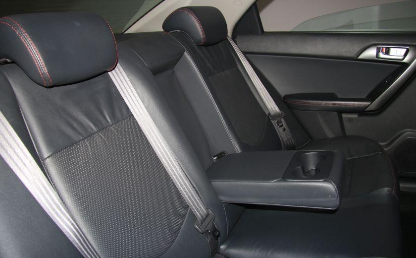 2012 Kia Forte SX AUTO A/C CUIR TOIT MAGS BLUETOOTH #20