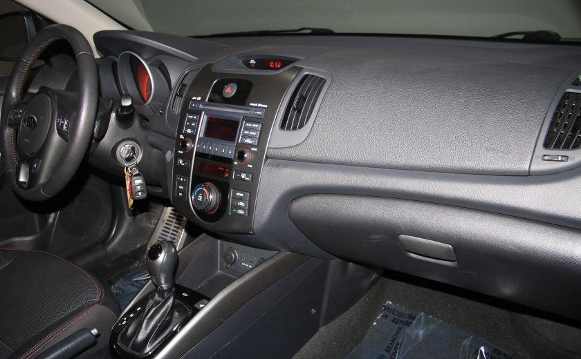 2012 Kia Forte SX AUTO A/C CUIR TOIT MAGS BLUETOOTH #21