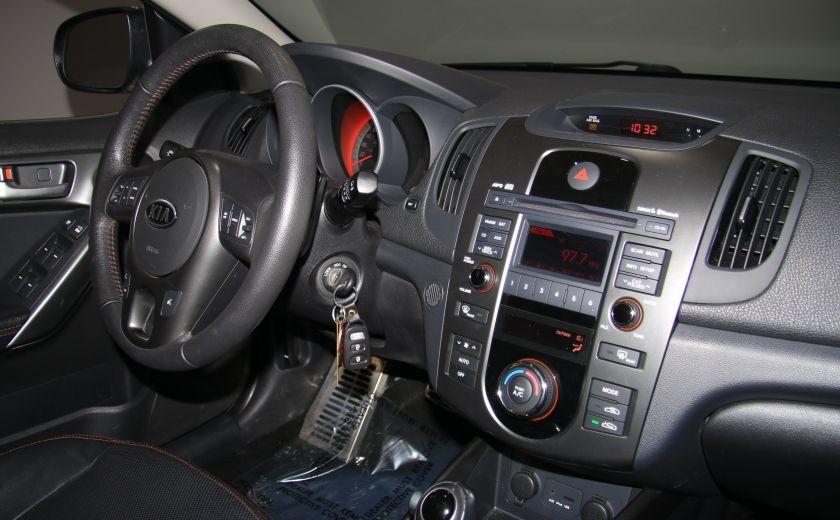 2012 Kia Forte SX AUTO A/C CUIR TOIT MAGS BLUETOOTH #22
