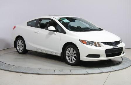 2012 Honda Civic EX-L AUTO A/C CUIR TOIT MAGS #0