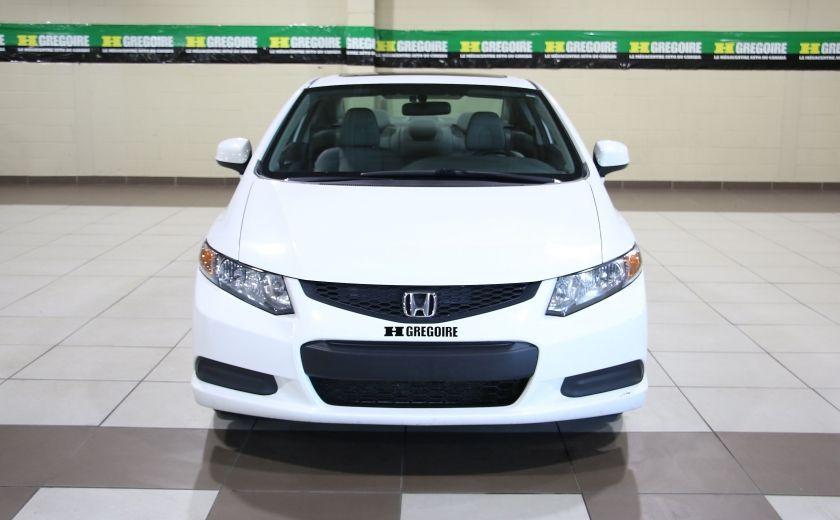 2012 Honda Civic EX-L AUTO A/C CUIR TOIT MAGS #1