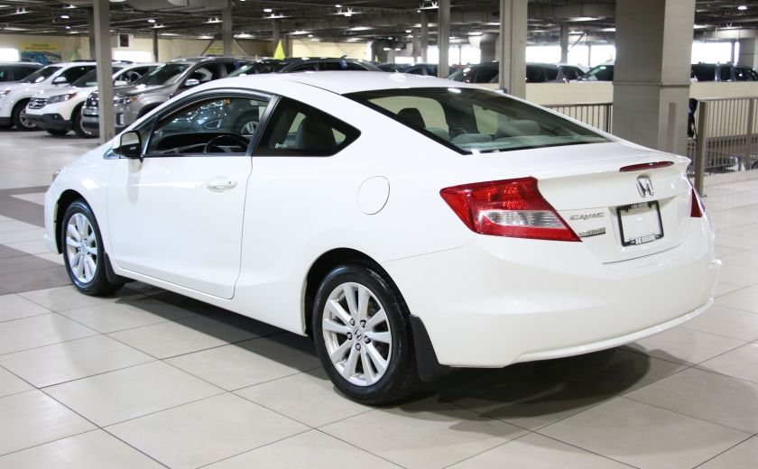 2012 Honda Civic EX-L AUTO A/C CUIR TOIT MAGS #4