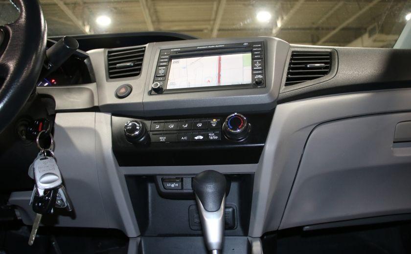 2012 Honda Civic EX-L AUTO A/C CUIR TOIT MAGS #16