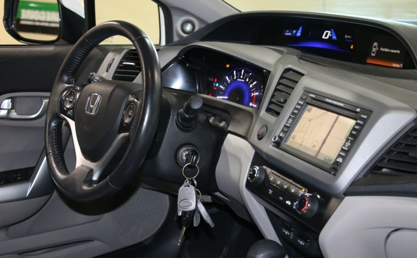 2012 Honda Civic EX-L AUTO A/C CUIR TOIT MAGS #23