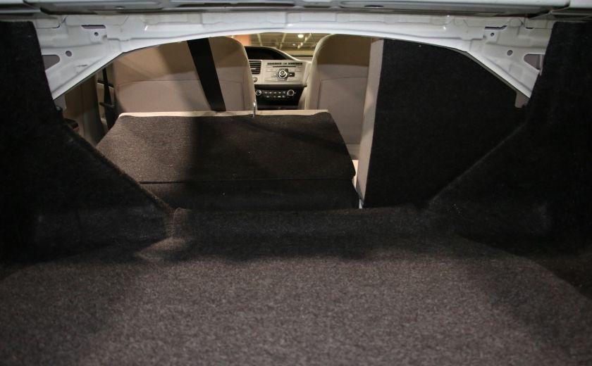 2012 Honda Civic EX-L AUTO A/C CUIR TOIT MAGS #29