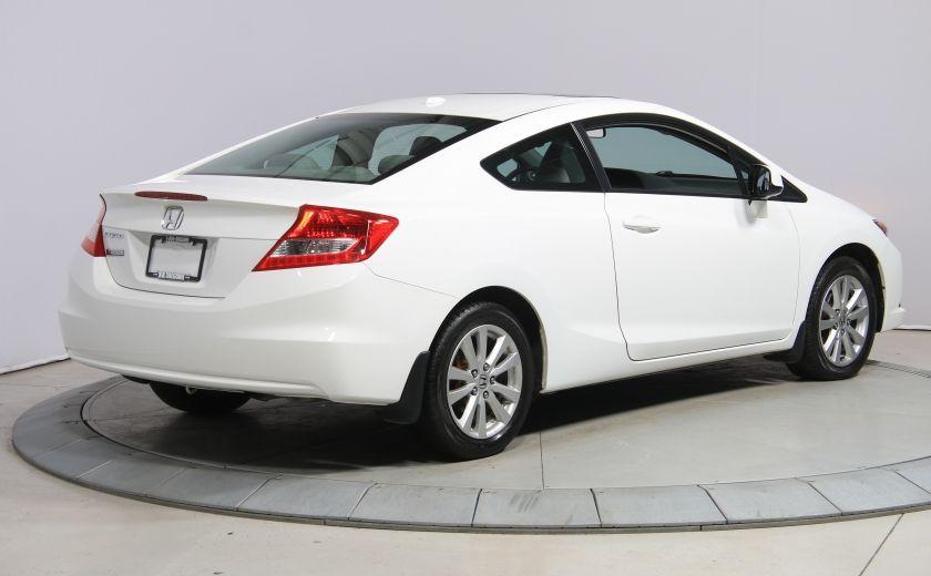 2012 Honda Civic EX-L AUTO A/C CUIR TOIT MAGS #5