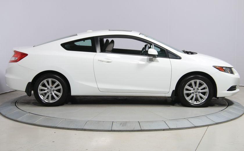 2012 Honda Civic EX-L AUTO A/C CUIR TOIT MAGS #6