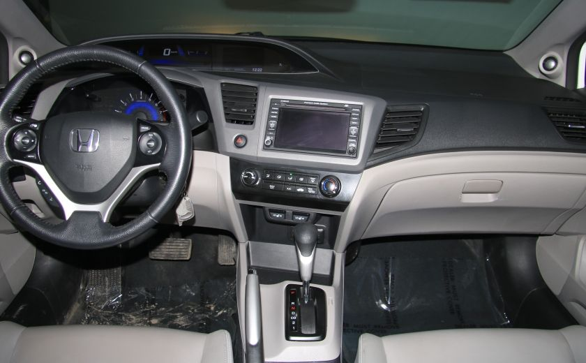 2012 Honda Civic EX-L AUTO A/C CUIR TOIT MAGS #11