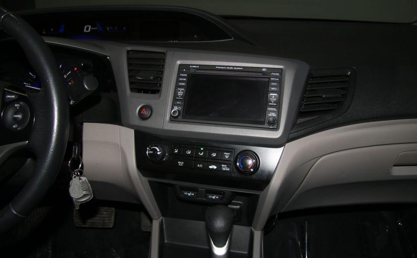 2012 Honda Civic EX-L AUTO A/C CUIR TOIT MAGS #14