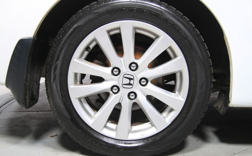 2012 Honda Civic EX-L AUTO A/C CUIR TOIT MAGS #27