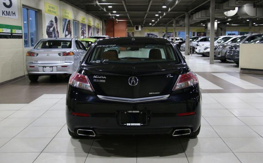 2012 Acura TL AWD AUTO A/C CUIR TOIT MAGS #5