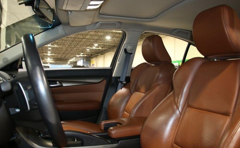 2012 Acura TL AWD AUTO A/C CUIR TOIT MAGS #9