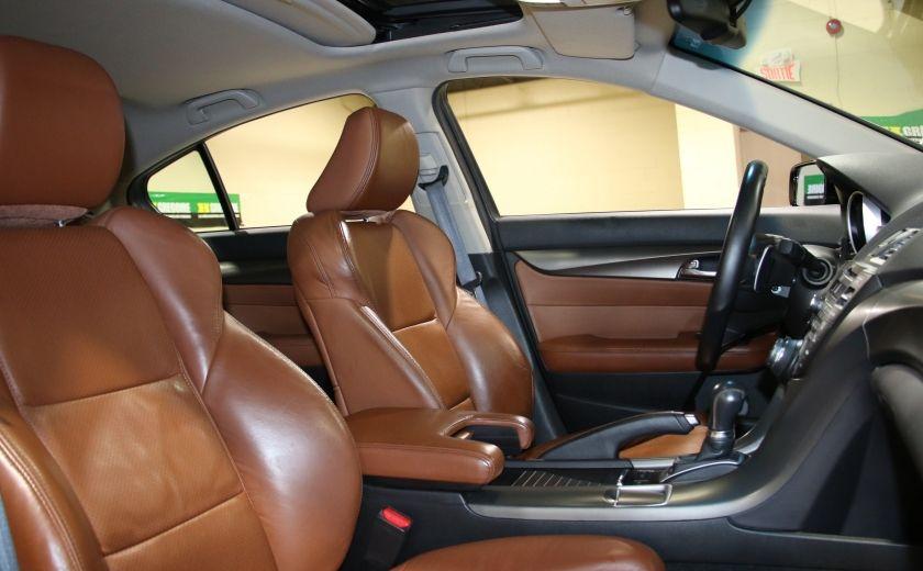 2012 Acura TL AWD AUTO A/C CUIR TOIT MAGS #29