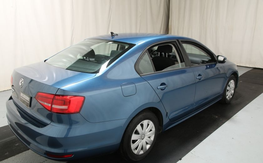 2015 Volkswagen Jetta Trendline+ #5