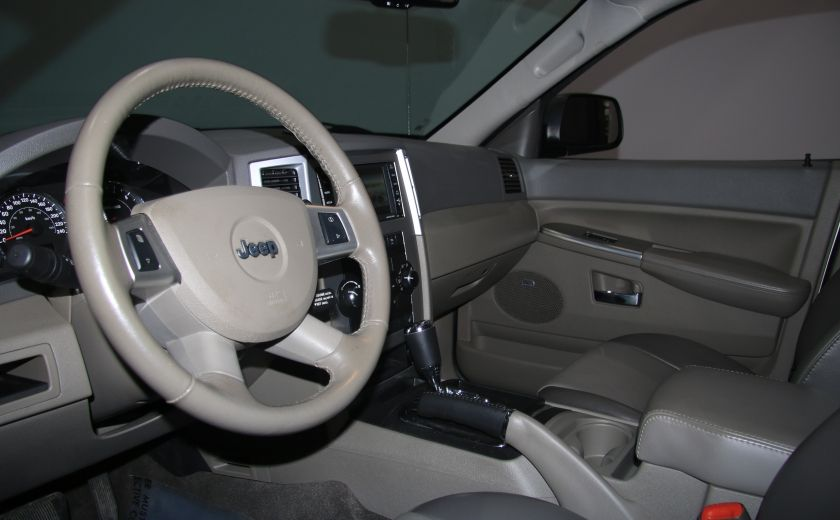 2010 Jeep Grand Cherokee NORTH AWD CUIR TOIT BLUETHOOT CAMERA RECUL #8