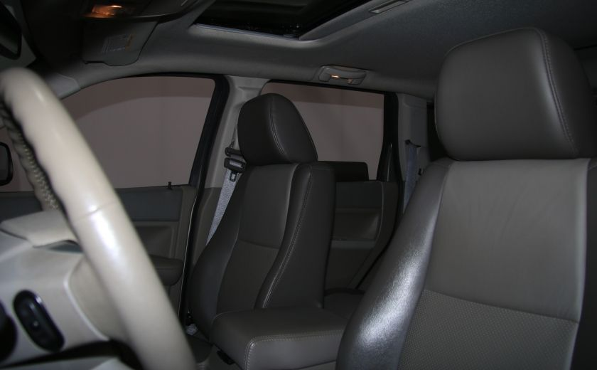 2010 Jeep Grand Cherokee NORTH AWD CUIR TOIT BLUETHOOT CAMERA RECUL #9