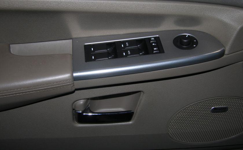 2010 Jeep Grand Cherokee NORTH AWD CUIR TOIT BLUETHOOT CAMERA RECUL #10