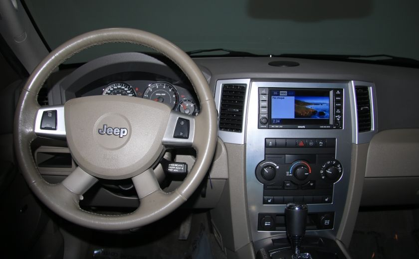 2010 Jeep Grand Cherokee NORTH AWD CUIR TOIT BLUETHOOT CAMERA RECUL #14