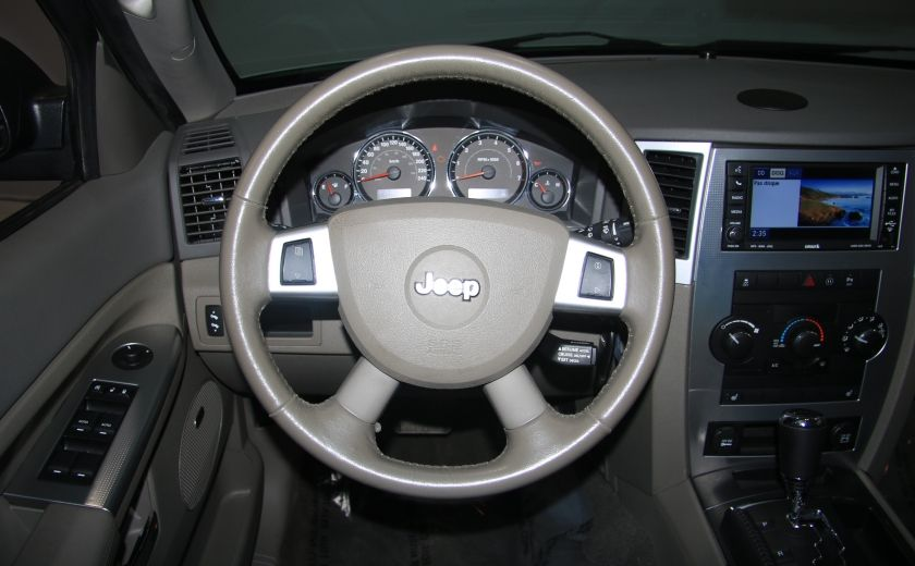 2010 Jeep Grand Cherokee NORTH AWD CUIR TOIT BLUETHOOT CAMERA RECUL #15